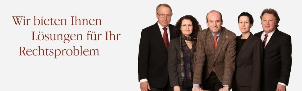 Anwälte in Euskirchen - Homeseite
